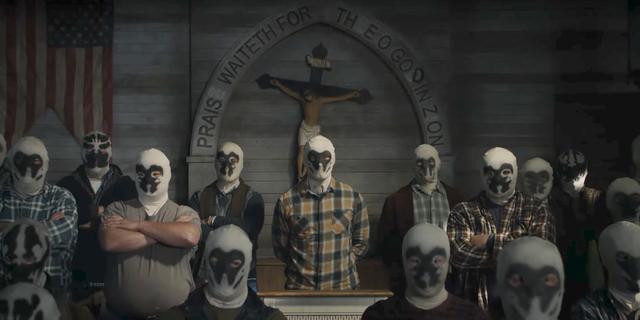 Siêu phẩm truyền hình Watchmen của HBO và 10 điều bạn cần biết về phim này (Phần 1) - Ảnh 7.
