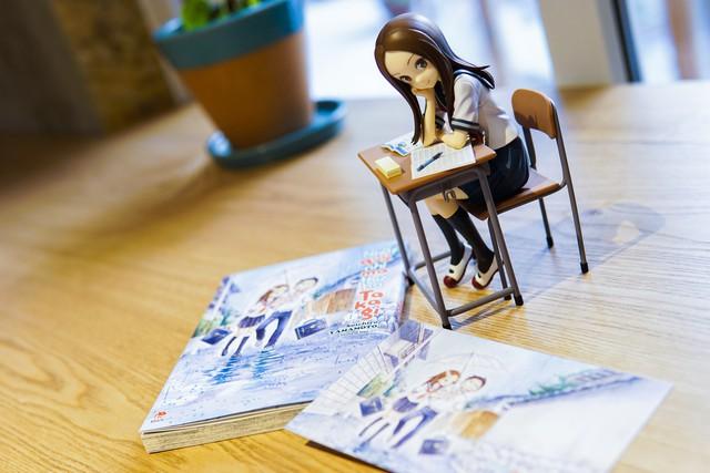 Nhất quỷ nhì ma, thứ ba Takagi - siêu phẩm manga học đường đáng yêu sắp đổ bộ vào cuối tháng 9 này - Ảnh 3.