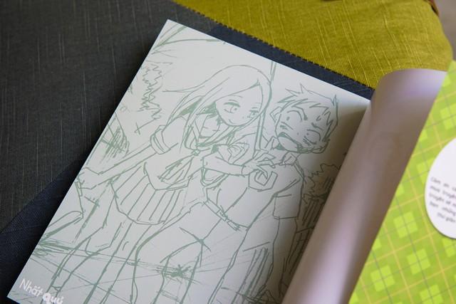 Nhất quỷ nhì ma, thứ ba Takagi - siêu phẩm manga học đường đáng yêu sắp đổ bộ vào cuối tháng 9 này - Ảnh 13.
