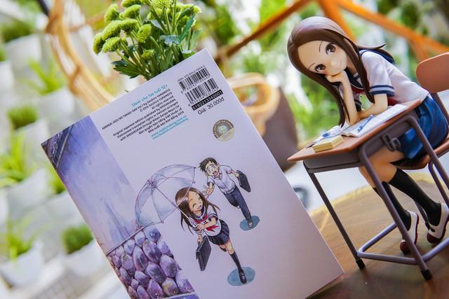 Nhất quỷ nhì ma, thứ ba Takagi - siêu phẩm manga học đường đáng yêu sắp đổ bộ vào cuối tháng 9 này - Ảnh 12.