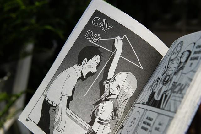 Nhất quỷ nhì ma, thứ ba Takagi - siêu phẩm manga học đường đáng yêu sắp đổ bộ vào cuối tháng 9 này - Ảnh 9.