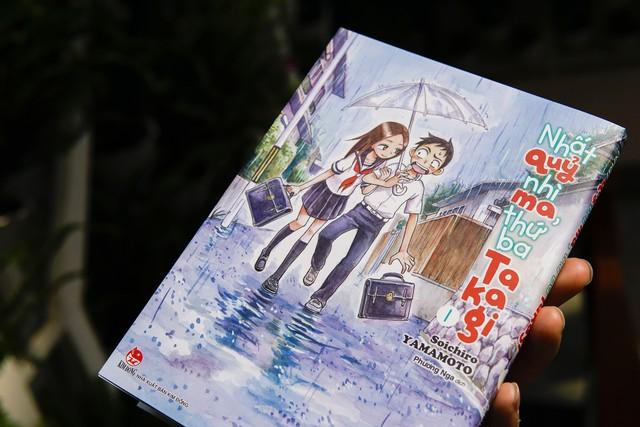 Nhất quỷ nhì ma, thứ ba Takagi - siêu phẩm manga học đường đáng yêu sắp đổ bộ vào cuối tháng 9 này - Ảnh 5.