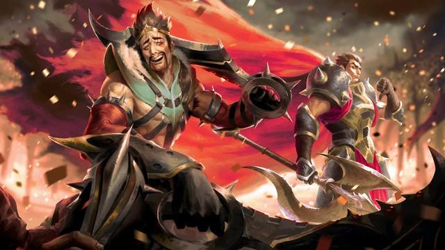 LMHT: Không chỉ Darius, sắp tới em trai của hắn là Draven cũng có trang phục Cao Bồi? - Ảnh 2.