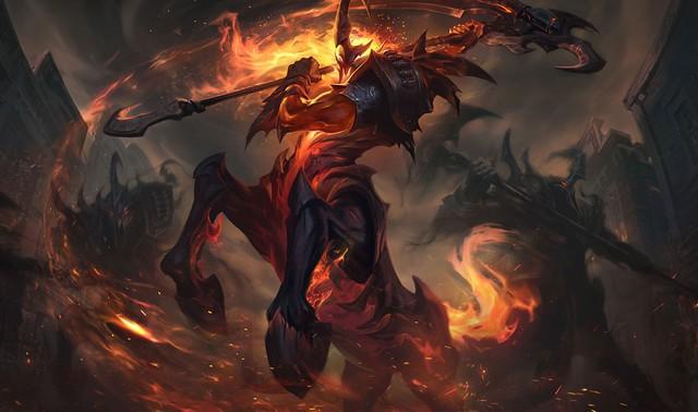 LMHT: Không chỉ Darius, sắp tới em trai của hắn là Draven cũng có trang phục Cao Bồi? - Ảnh 4.