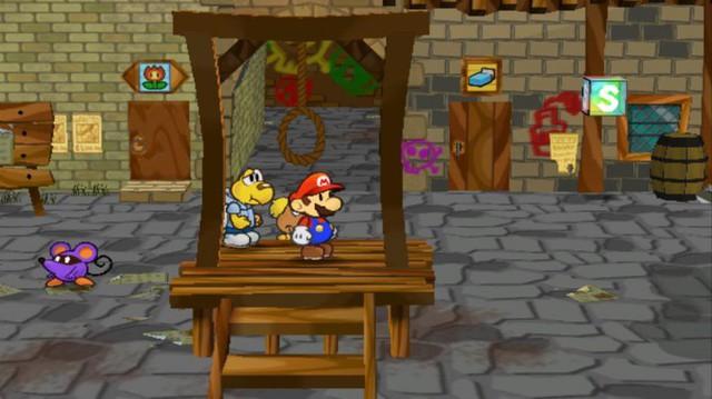 Những điều đáng sợ trong loạt game Mario mà có thể không nhiều người biết tới - Ảnh 1.
