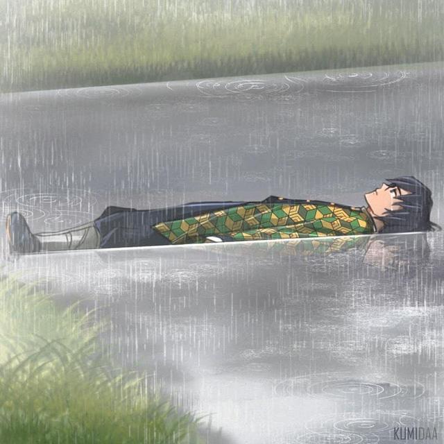 Chết cười với loạt ảnh chế về anh đụt Tomioka Giyuu trong Kimetsu no Yaiba - Ảnh 22.