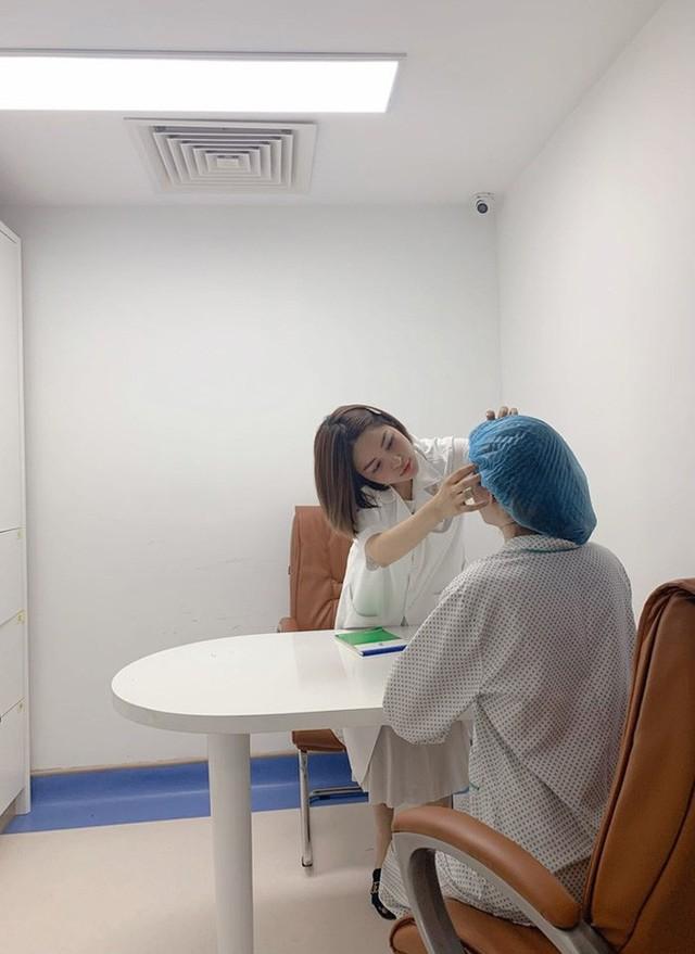 Sau scandal lộ clip nhạy cảm, hot girl Trâm Anh lần đầu tung ra bộ ảnh trưởng thành và gợi cảm - Ảnh 2.