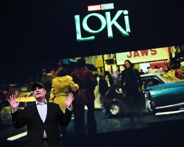 Phim riêng của Loki hé lộ tương lai của vị thần lừa lọc sau Avengers: Endgame - Ảnh 1.