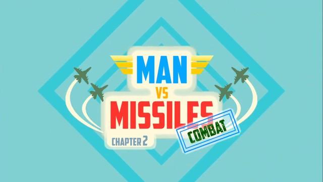 Man vs Missiles: Phiên bản mini của tựa game Cao Bồi Không Gian tuyệt đỉnh một thời - Ảnh 1.