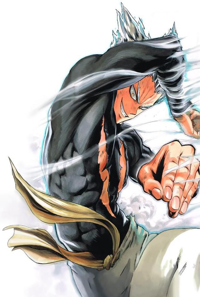 One Punch Man: Tư tưởng của Garou là đúng hay sai? - Ảnh 1.