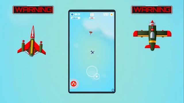 Man vs Missiles: Phiên bản mini của tựa game Cao Bồi Không Gian tuyệt đỉnh một thời - Ảnh 4.