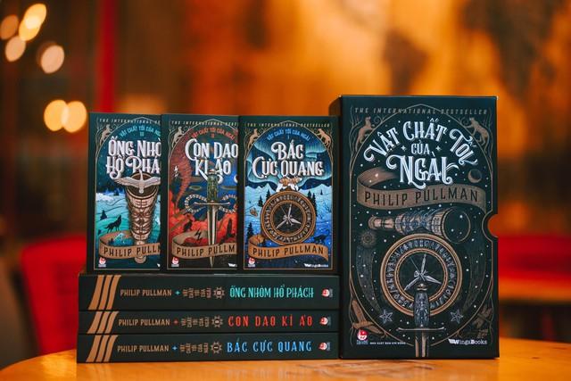 Bộ tiểu thuyết kỳ ảo kinh điển Vật Chất Tối Của Ngài chính thức phát hành tại Việt Nam - Ảnh 5.