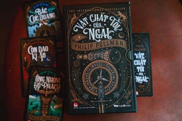 Bộ tiểu thuyết kỳ ảo kinh điển Vật Chất Tối Của Ngài chính thức phát hành tại Việt Nam - Ảnh 6.