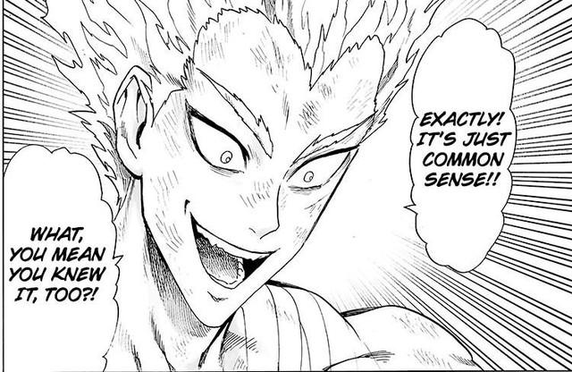 One Punch Man: Tư tưởng của Garou là đúng hay sai? - Ảnh 8.