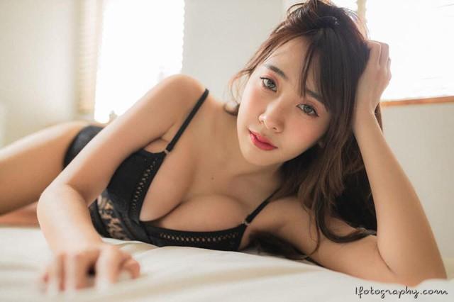 Cận cảnh thân hình gây lú của nữ thần nội y đẹp nhất Đông Nam Á, thường xuyên được NPH mời để quyến rũ game thủ - Ảnh 14.