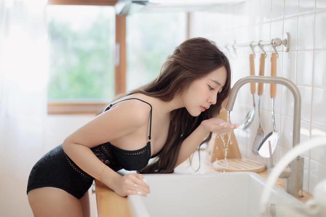 Cận cảnh thân hình gây lú của nữ thần nội y đẹp nhất Đông Nam Á, thường xuyên được NPH mời để quyến rũ game thủ - Ảnh 13.