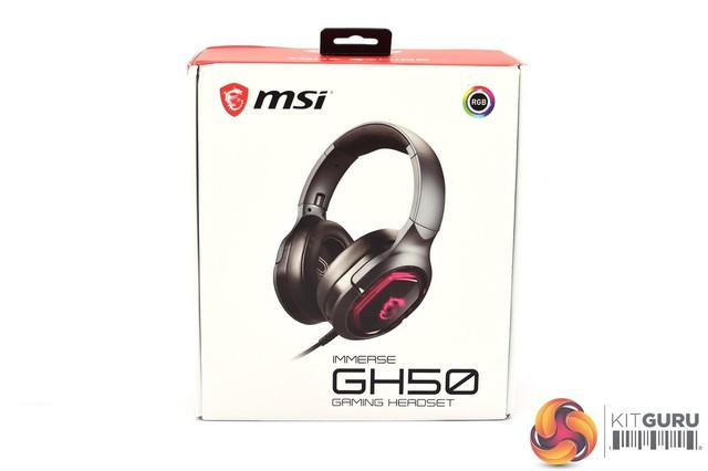 Đánh giá tai nghe MSI Immerse GH50 - Tốt nhưng chưa thực sự hoàn hảo - Ảnh 2.