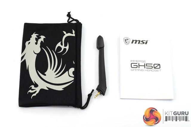 Đánh giá tai nghe MSI Immerse GH50 - Tốt nhưng chưa thực sự hoàn hảo - Ảnh 5.