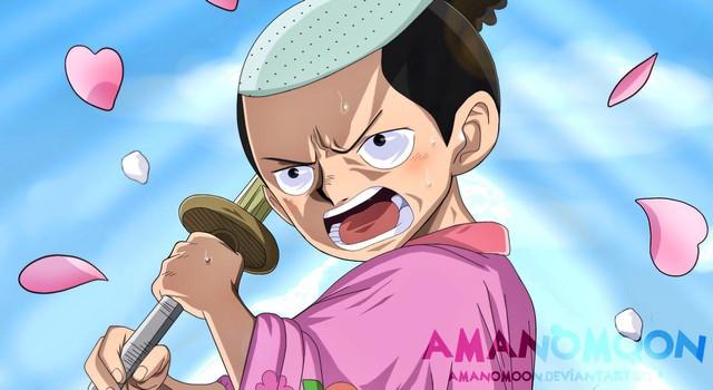 One Piece: Không phải Zoro, Momonosuke sẽ là người xử trảm Rắn 8 đầu Orochi? - Ảnh 2.