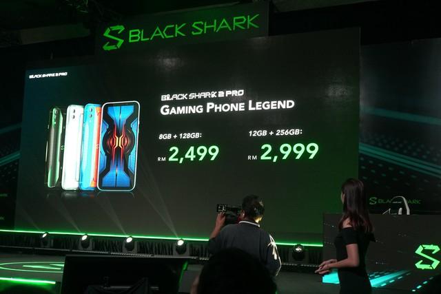 Smartphone quái vật chơi game Black Shark 2 Pro chính thức được công bố tại ĐNÁ, giá từ 14 triệu đồng - Ảnh 6.