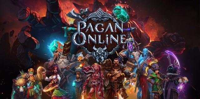 Pagan Online - Tựa game hành động chặt chém đã tay chính thức mở cửa - Ảnh 1.