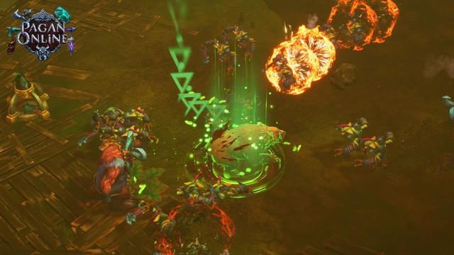 Pagan Online - Tựa game hành động chặt chém đã tay chính thức mở cửa - Ảnh 2.