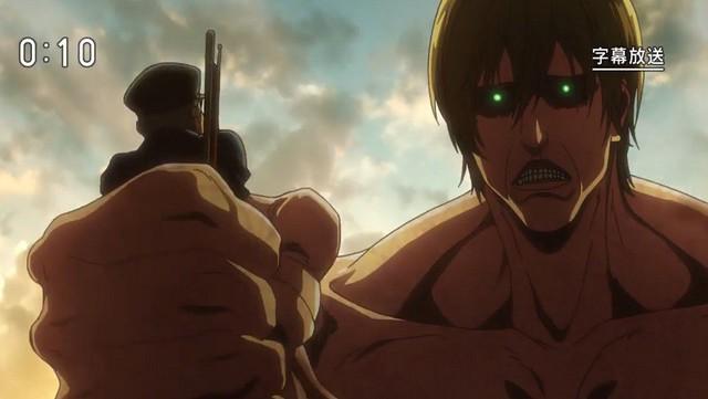 Attack on Titan: Eren Yeager và 3 nhân vật đã sở hữu sức mạnh của Titan Tiến Công - Ảnh 1.