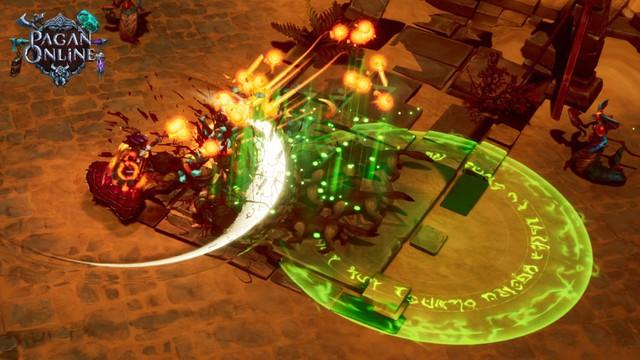 Pagan Online - Tựa game hành động chặt chém đã tay chính thức mở cửa - Ảnh 3.