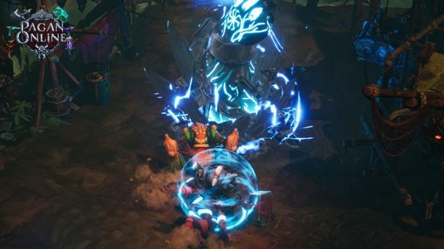 Pagan Online - Tựa game hành động chặt chém đã tay chính thức mở cửa - Ảnh 4.