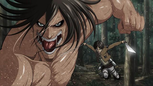 Attack on Titan: Eren Yeager và 3 nhân vật đã sở hữu sức mạnh của Titan Tiến Công - Ảnh 3.