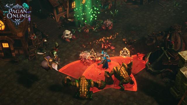 Pagan Online - Tựa game hành động chặt chém đã tay chính thức mở cửa - Ảnh 5.