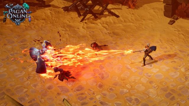 Pagan Online - Tựa game hành động chặt chém đã tay chính thức mở cửa - Ảnh 6.
