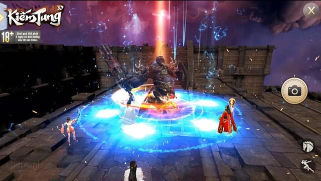 Tuyệt đỉnh PK Ngũ Hành - Kiếm Tung 3D chính thức Alpha Test, nhanh tay đăng nhập nhận quà triệu đồng - Ảnh 2.