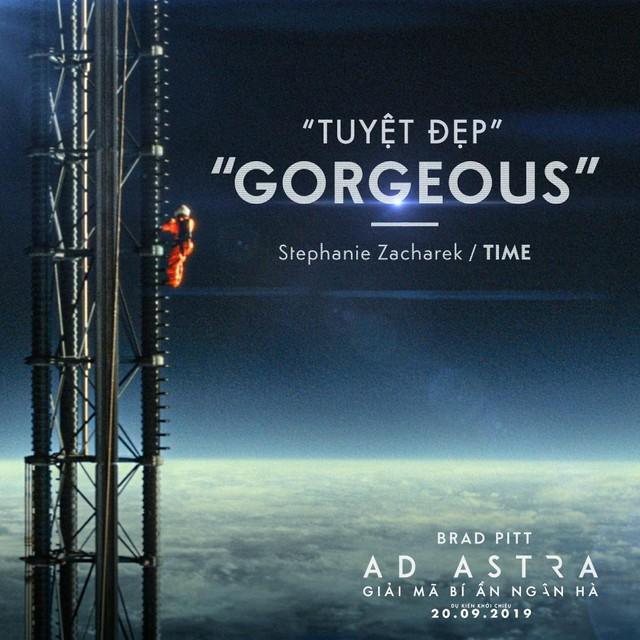 Brad Pitt cùng siêu phẩm Ad Astra hứa hẹn sẽ mê hoặc khán giả đắm chìm vào không gian vũ trụ đầy hư ảo - Ảnh 6.