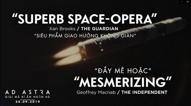 Brad Pitt cùng siêu phẩm Ad Astra hứa hẹn sẽ mê hoặc khán giả đắm chìm vào không gian vũ trụ đầy hư ảo - Ảnh 9.