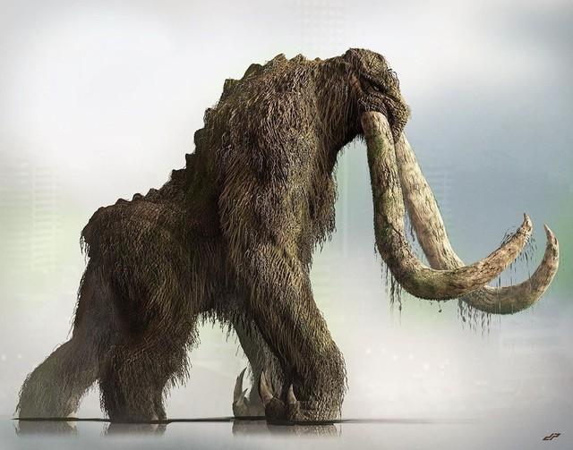 Behemoth: Voi ma mút phiên bản siêu to khổng lồ của MonsterVerse - Ảnh 2.