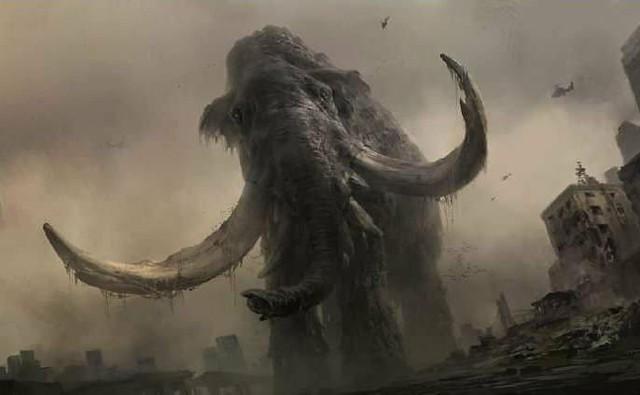 Behemoth: Voi ma mút phiên bản siêu to khổng lồ của MonsterVerse - Ảnh 3.