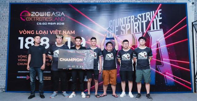 Chung kết vòng loại Việt Nam eXTREMESLAND 2019, ngày hội của cộng đồng CS:GO - Ảnh 2.