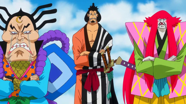 One Piece: Băng Kid và 4 thế lực có thể trở thành đồng minh của Luffy sau arc Wano - Ảnh 1.