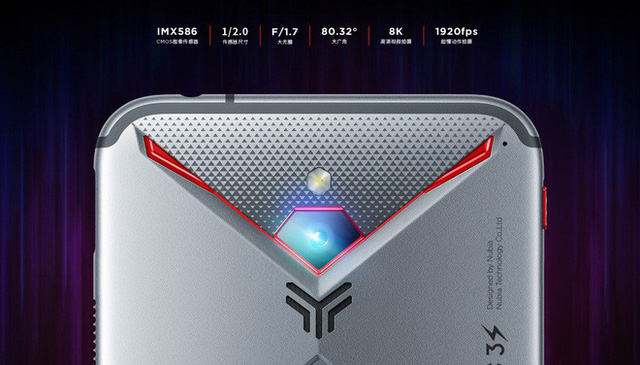 Smartphone gaming tuyệt vời Nubia Red Magic 3S ra mắt với cấu hình siêu khủng, pin siêu trâu giá lại mềm chỉ dưới 10 triệu đồng - Ảnh 3.