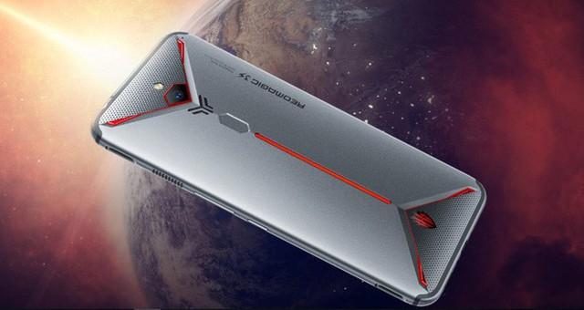 Smartphone gaming tuyệt vời Nubia Red Magic 3S ra mắt với cấu hình siêu khủng, pin siêu trâu giá lại mềm chỉ dưới 10 triệu đồng - Ảnh 2.
