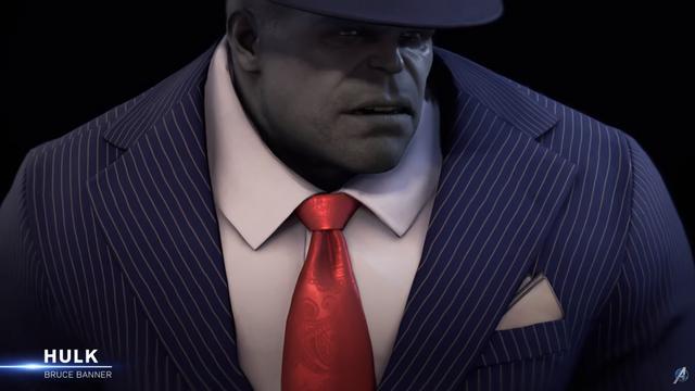Marvel's Avengers lộ diện nhân vật đầu tiên: Hulk xám - Ảnh 1.