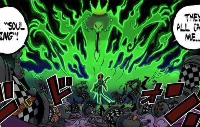 One Piece: Hé lộ ý nghĩa thật sự đằng sau tên gọi thanh kiếm của Linh Vương Brook? - Ảnh 2.