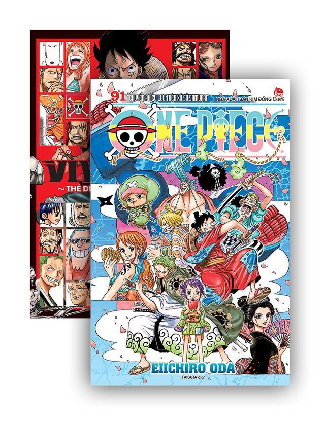 Trên tay One Piece Vivre Card - Ấn phẩm gây sốt nhất tháng 9 dành cho fan Đảo Hải Tặc! - Ảnh 1.
