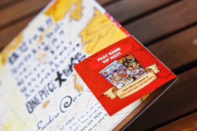 Trên tay One Piece Vivre Card - Ấn phẩm gây sốt nhất tháng 9 dành cho fan Đảo Hải Tặc! - Ảnh 13.