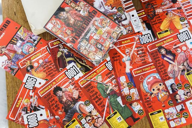 Trên tay One Piece Vivre Card - Ấn phẩm gây sốt nhất tháng 9 dành cho fan Đảo Hải Tặc! - Ảnh 6.