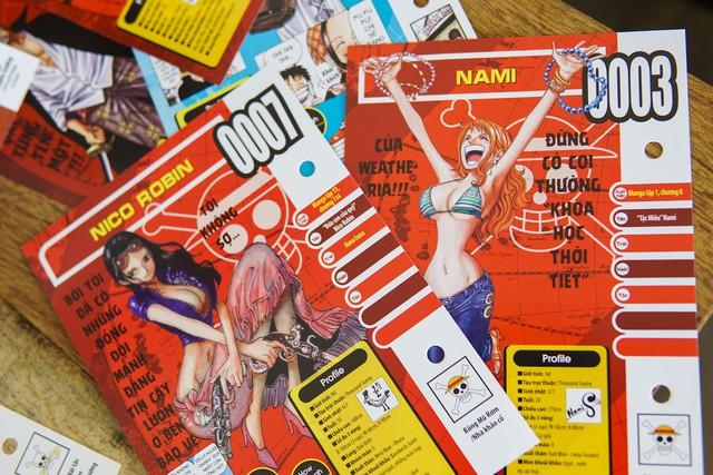 Trên tay One Piece Vivre Card - Ấn phẩm gây sốt nhất tháng 9 dành cho fan Đảo Hải Tặc! - Ảnh 10.