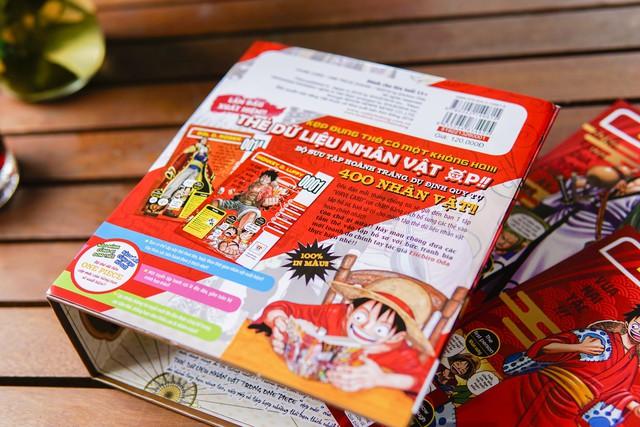 Trên tay One Piece Vivre Card - Ấn phẩm gây sốt nhất tháng 9 dành cho fan Đảo Hải Tặc! - Ảnh 11.