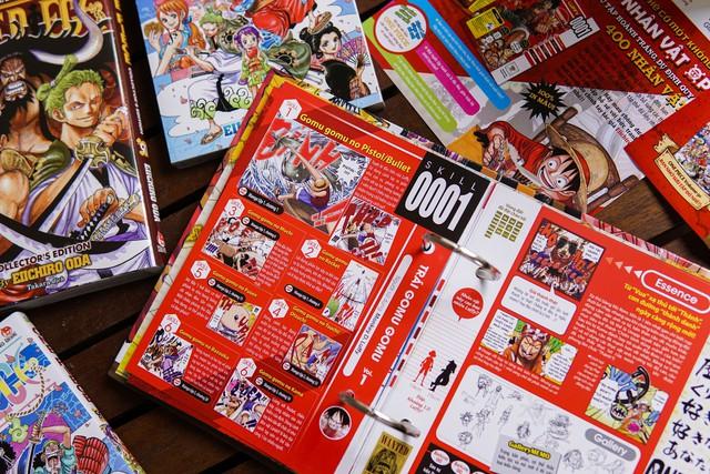 Trên tay One Piece Vivre Card - Ấn phẩm gây sốt nhất tháng 9 dành cho fan Đảo Hải Tặc! - Ảnh 12.