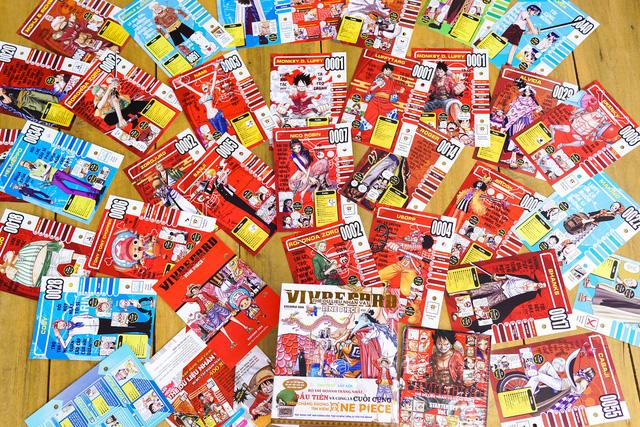 Trên tay One Piece Vivre Card - Ấn phẩm gây sốt nhất tháng 9 dành cho fan Đảo Hải Tặc! - Ảnh 2.